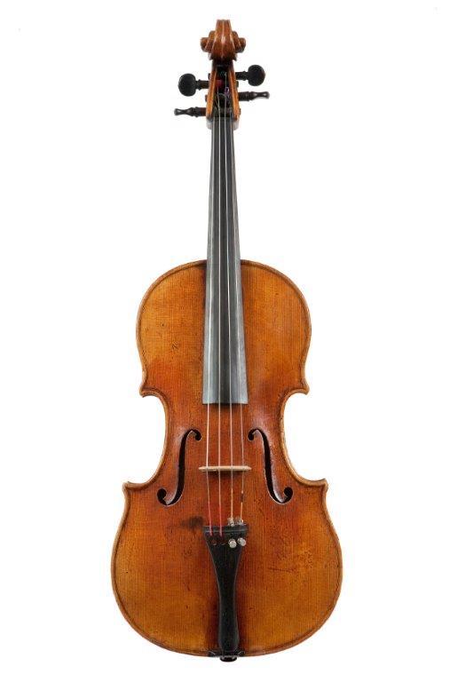 Viola Stradivari top
