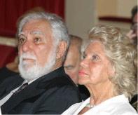 Herbert ed Evelyn Axelrod