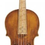 violino carloIX front