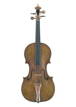 Antonio Stradivari - Cremona 1720, Bavarian
