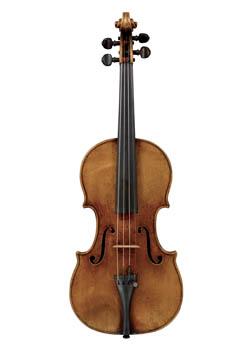 Antonio Stradivari -San Lorenzo 1718