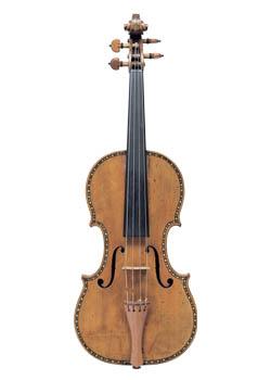 Antonio Stradivari Cremona 1677