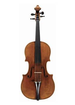 Antonio Stradivari - Cremona 1715